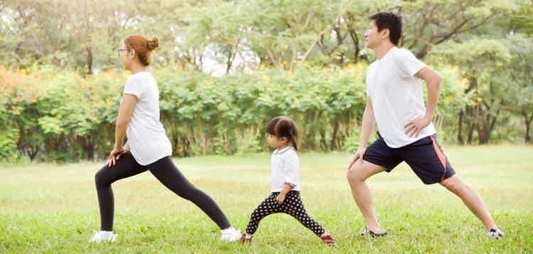 Tập thể dục giúp tăng cường sức đề kháng