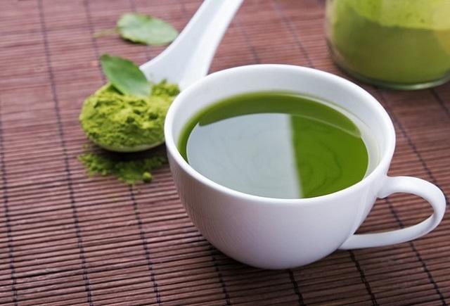 Kiên trì sử dụng trà xanh đều đặn để giảm cân hiệu quả