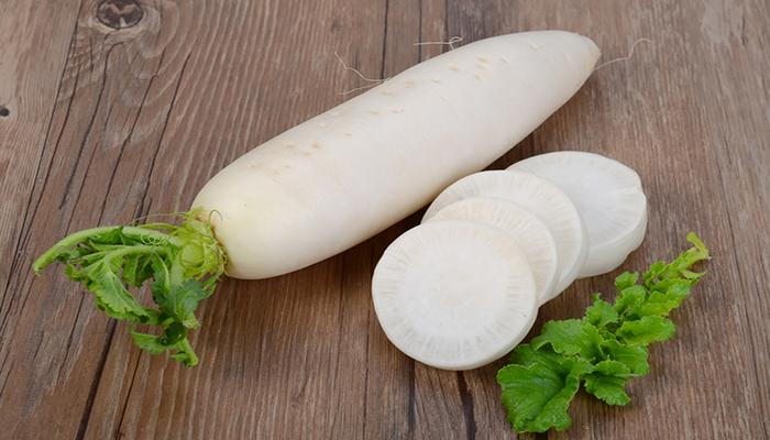 Mẹo trị ho tại nhà hiệu quả bằng củ cải trắng
