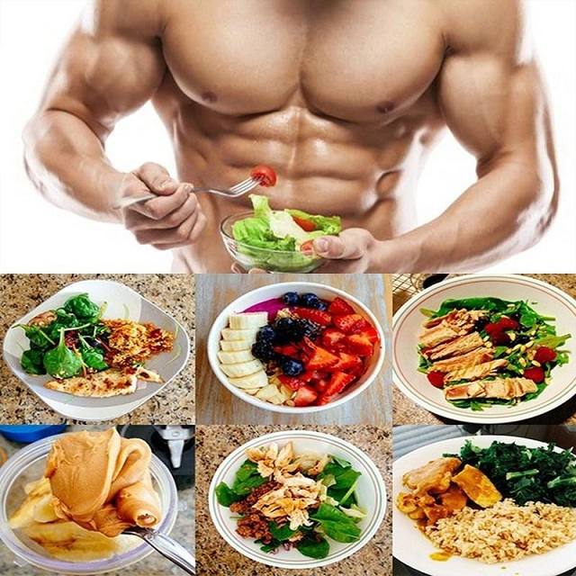 Kết hợp cùng chế độ ăn hợp lý giúp hiệu quả tăng cao hơn