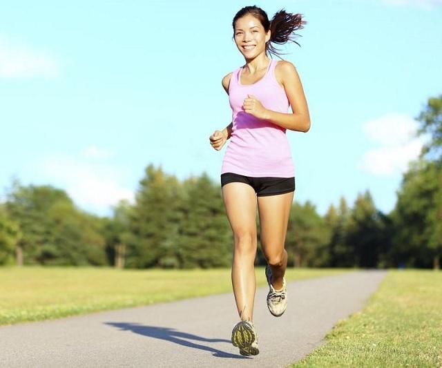Không cần đến phòng gym vẫn có thể tập chạy bộ