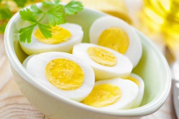 Cách giảm cân bằng trứng trong 3 ngày hiệu quả bất ngờ