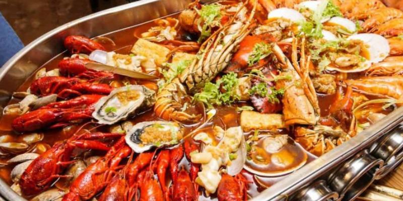Ăn hải sản giúp tăng sức đề kháng
