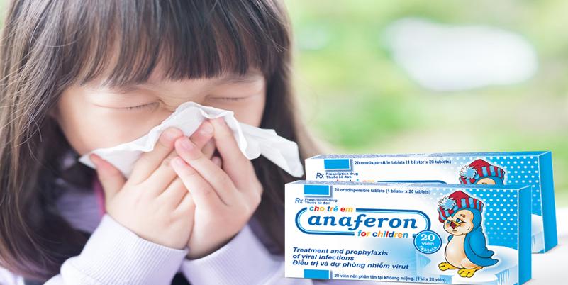 Anaferon vào cơ thể để tăng cường khả năng chống lại các loại vi khuẩn