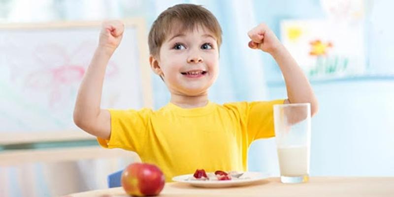 Cách tăng cường hệ miễn dịch cho trẻ em hiệu quả tại nhà.