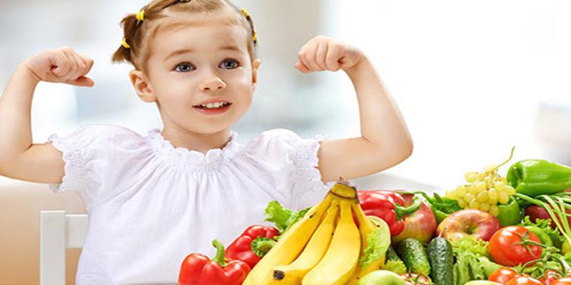 Thực phẩm tốt cho sức đề kháng của trẻ