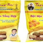 Bột ăn dặm Thành Râu an toàn và chất lượng cho trẻ em