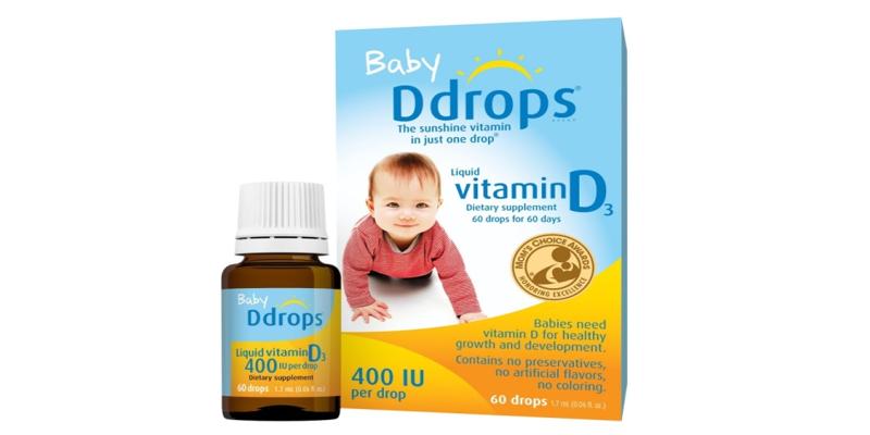 Vitamin D3 của Mỹ loại nào tốt