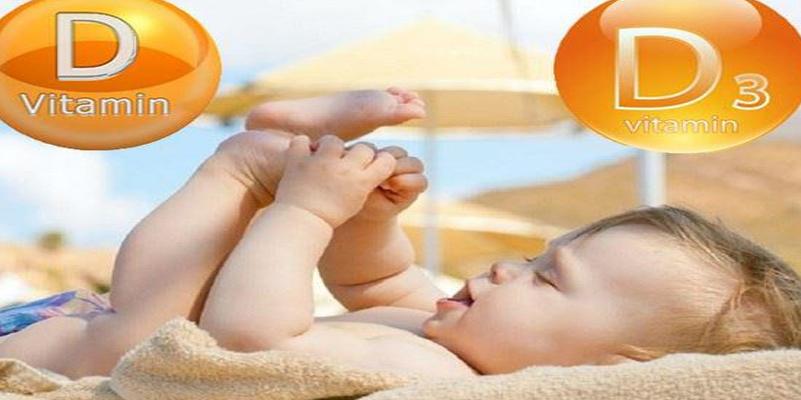 Vitamin d3 pediakid giúp bé phát triển khỏe mạnh