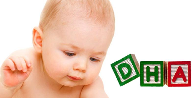 Bổ sung DHA cho trẻ sơ sinh