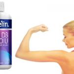 Sản phẩm Vitamin D3 1000iu.