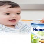 Tại sao nên cho bé sử dụng bột ăn dặm Humana