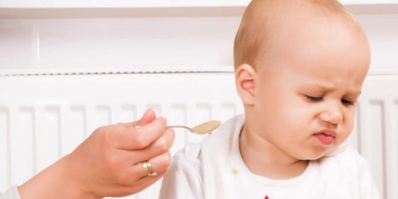 Thiếu kẽm sẽ khiến trẻ biếng ăn