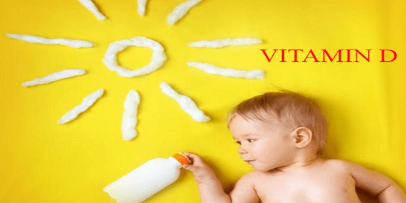 Vitamin d3 drop cho con chắc khỏe xương