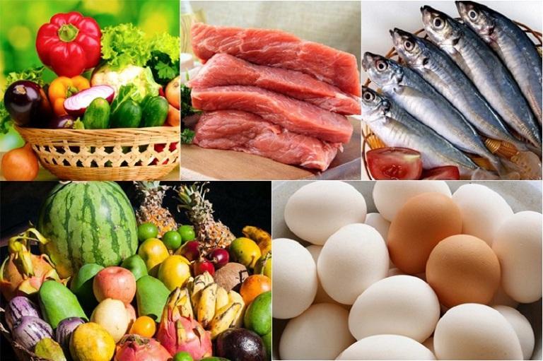 Chế độ ăn uống đóng vai trò quan trọng trong kiểm soát bệnh Gout