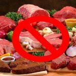 Người bệnh Gout nên tránh ăn các loại thịt đỏ