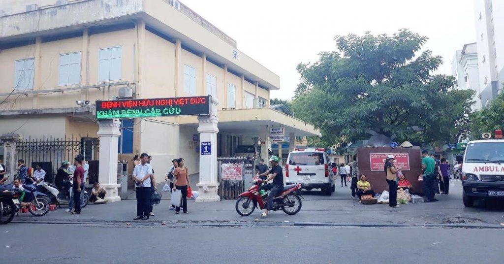 Bệnh viện Việt Đức
