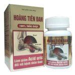 Hoàng tiên đan là một sản phẩm được nhiều người bệnh gout quan tâm
